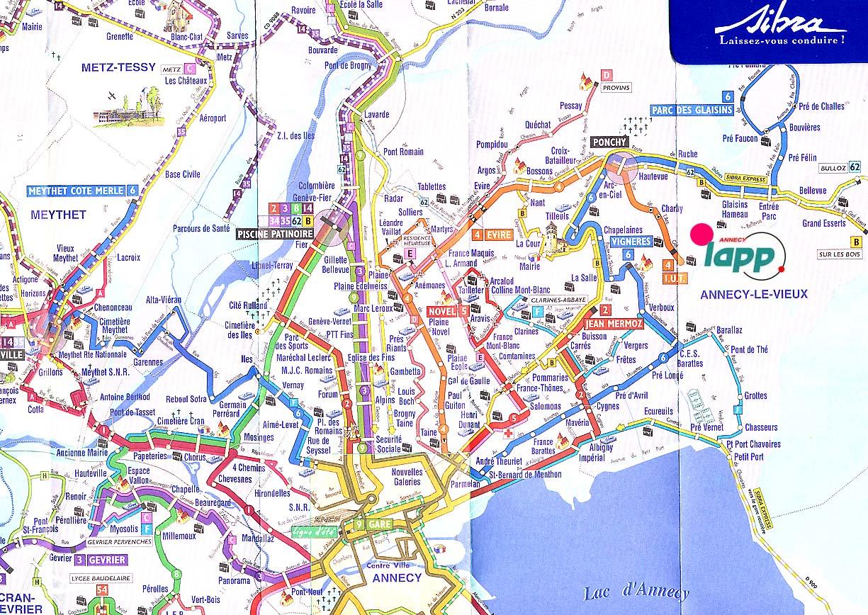 3 rd atlas rod - Lyon to geneva bus ...